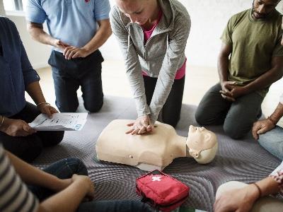 Szkolenie z udzielania pierwszej pomocy
