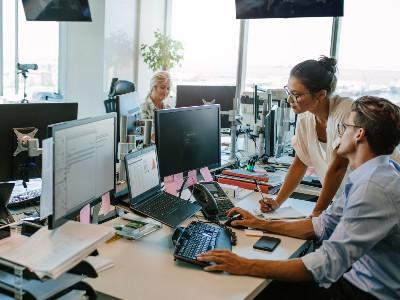 Szkolenie wstępne dla pracowników administracyjno-biurowych